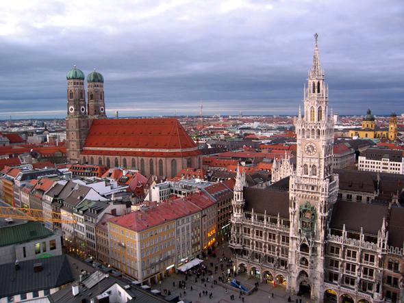Munich, 2011
